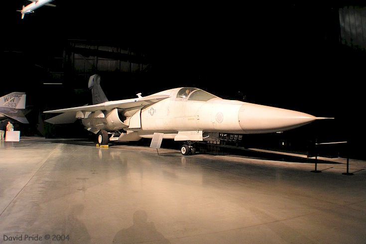 Ef 111a Raven National Museum Of The United States Air Force