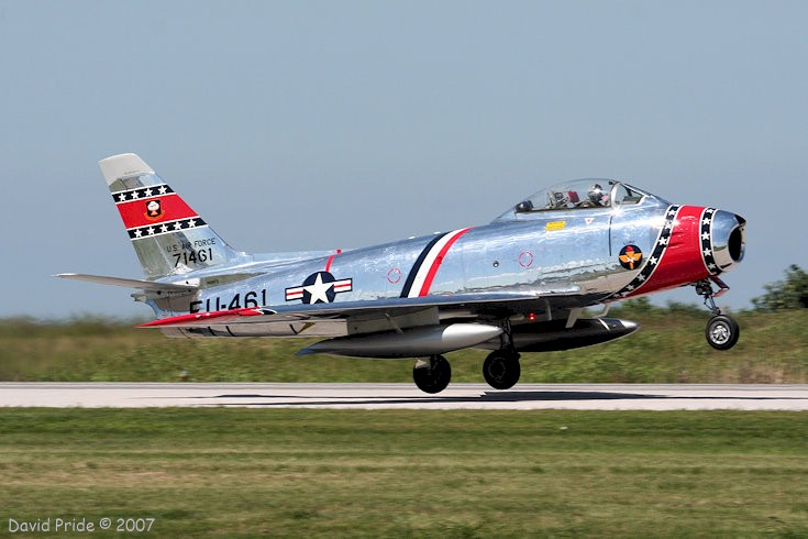 DVIDS - Images - North American F-86 Sabre Static Display
