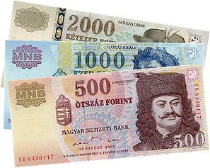 Currency in Budapest - Money and Foreign Exchange in Budapest