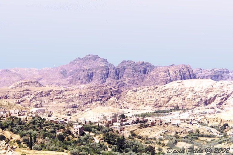 Jordan - Mount Hor
