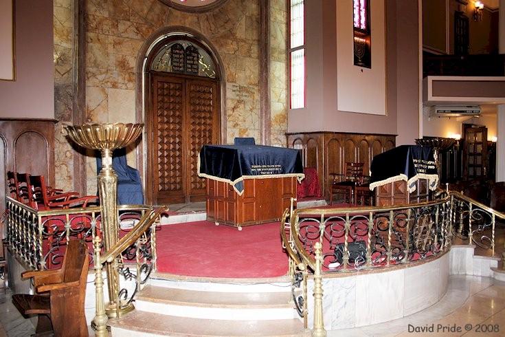 Istanbul - Neve Shalom Synagogue